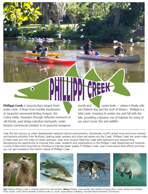 Phillippi Creek story sheet